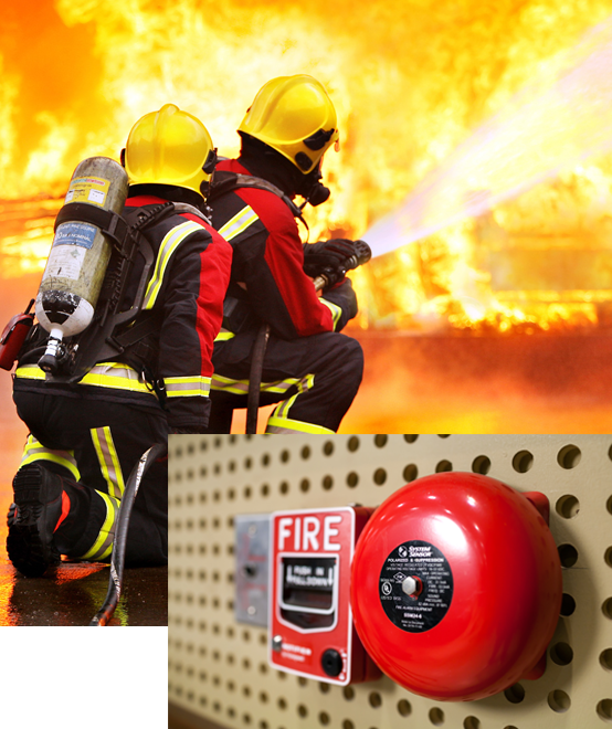 Fire Protection Company in Dubai